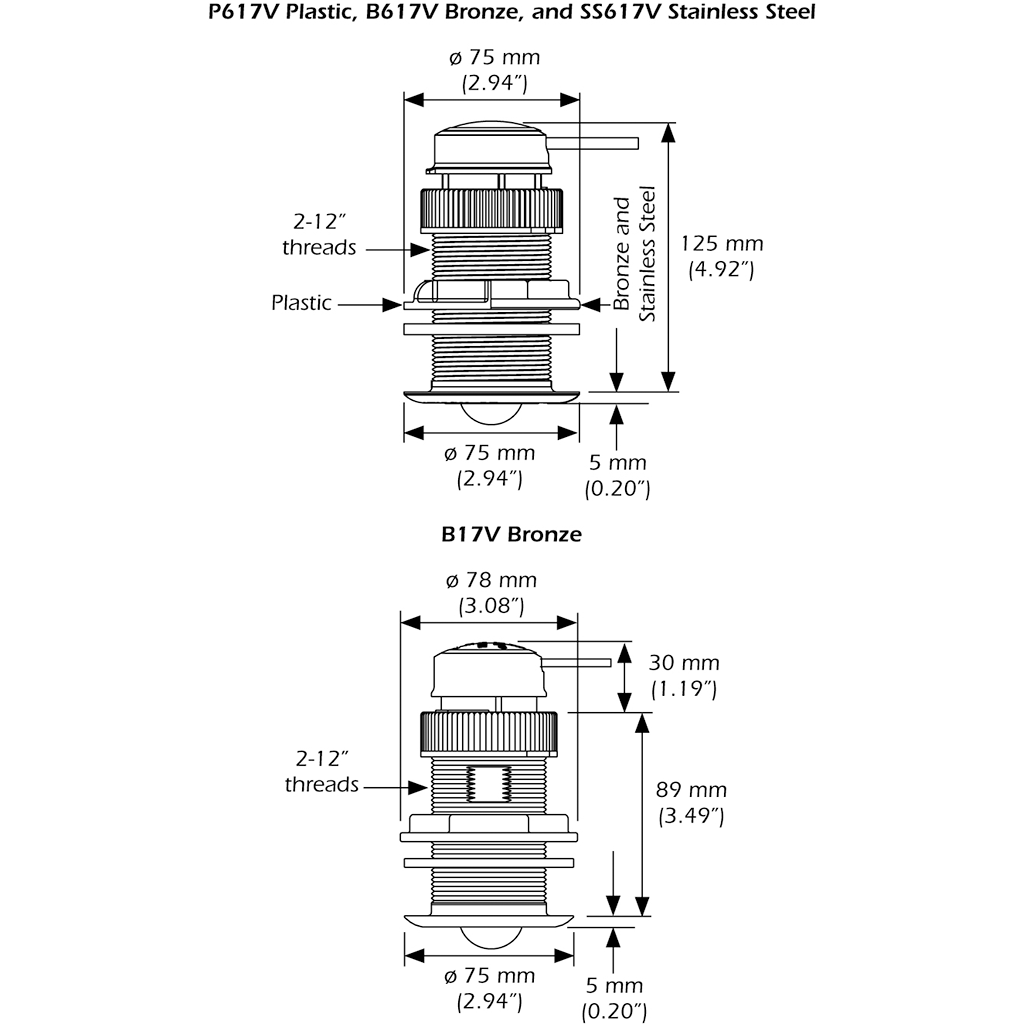 gemeco dst800 transducer profile Light Sensor Wiring Diagram specifications