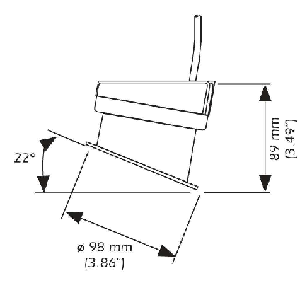 Gemeco   P95 Transducer Profile